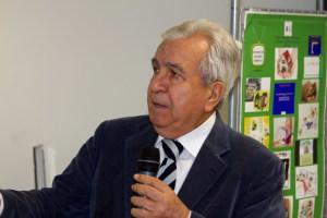 Prof. Salvatore Sciacca, direttore Registro Tumori Sicilia Orientale