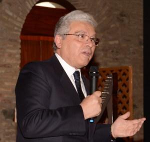 Il Sindaco di Roccalumera Gaetano Argiroffi