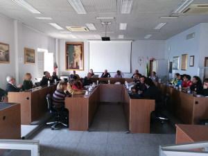 La prima Conferenza Servizi al Comune di Giardini Naxos