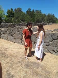 Tisandros e Nausica