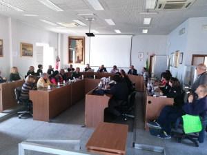 La Conferenza Servizi con le autorità