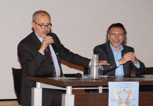I relatori Turiano e Aragona