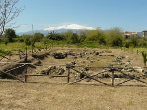 Il Parco Archeologico di Naxos