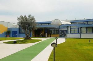 Il Chris Cappell College  di  Anzio