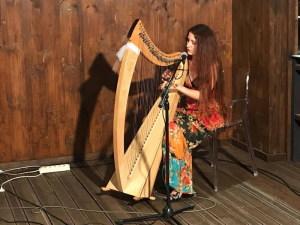 Intermezzo musicale con Arpa