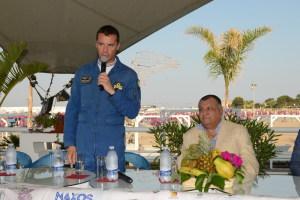 La Conferenza Stampa del 16 giugno con il comandante della PAN ed il Sindaco diGiardini Naxos