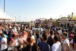 Spettatori a Naxos