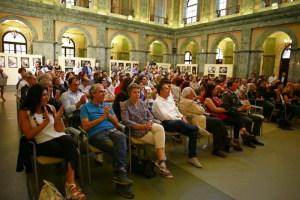 Il pubblico presente (Foto Domenico Magnoli)