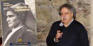 Cesare Giorgianni e la copertina del libro