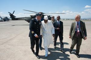 Il Presidente della Guinea