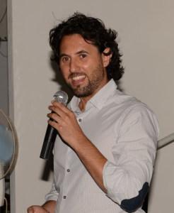 L'Astrofisico Andrea Orlando