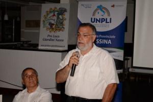 Il Vice presidente UMPLI Sicilia Santi Gentile