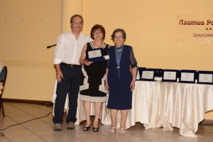 Premio a Giovanna Scuderi
