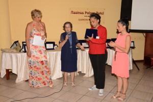 Premio a Paulette Ievoli