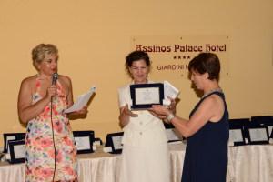 Premio a Maria Carcione