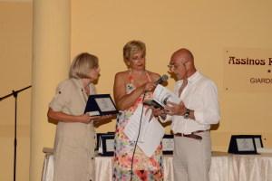 Premio a Michelel Rosato