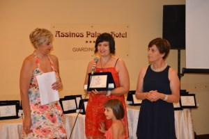 Premio a Chiara Dall'Ara