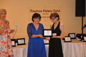 Premio a Maria Grazia Falsone