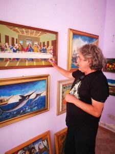Altri quadri della mostra
