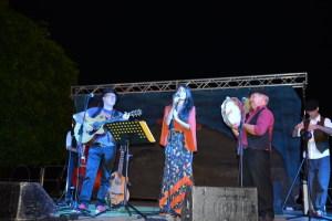 Il concerto a Giardini Naxos