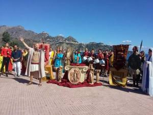 La rievocazione Storica della fondazione di Naxos