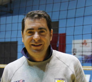 Il Mister Flavio Ferrara