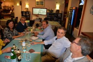 Altri partecipanti alla cena