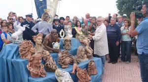 Turi Azzolina e le sue sculture