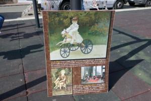 Il pannello del Triciclo
