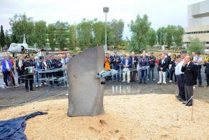 Inaugurazione del monumento