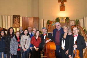 Un concerto in chiesa