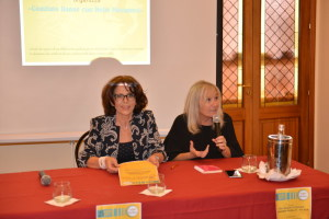 Fina Maltese e Fulvia Toscano