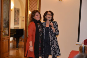 Fina Maltese e Alessandra Cascio
