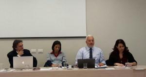 da sin. Buttiglieri,   Jannello, Interdonato e Simoncini