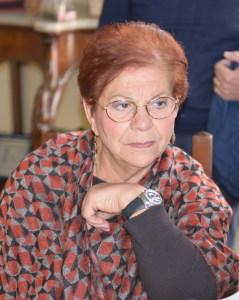 Il nuovo presidente del Centro Anziani Alfia Patti
