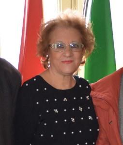 Il Vice Presidente Pina Vadalà