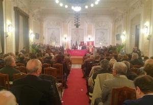 La cerimonia dei Premi