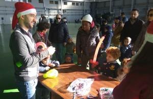 Babbo Natale a Sigonella