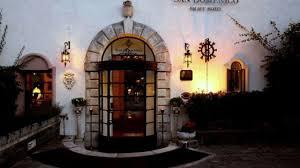 L'ingresso dell'Hotel San Domenico