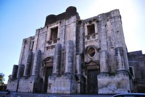 Prospetto Chiesa San Nicolò l'Arena