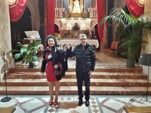 Il concerto di Montalbano: Giusy Di Mauro e Francesco Forzisi