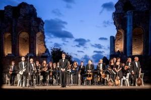 Orchestra a Plettro di Taormina