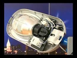 Il congegno del DibaWatt installato sulle lampade della pubblica illuminazione
