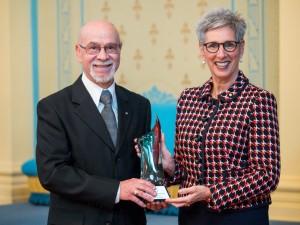 Marcello D'Amico e Linda Dessau