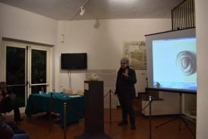 Il Prof. Ignazio Buttitta al Museo di Naxos