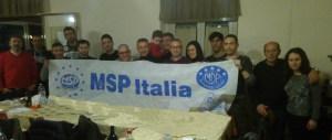 I maestri MSP riuniti a Lentini