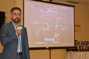 Il Prof. Graziano Pinna ospite in una delle edizioni della manifestazione