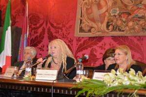 L'intervento della Prof. Cristina Tornali