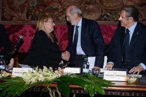 Il saluto di congedo del Magnifico Rettore Prof. Francesco Basile