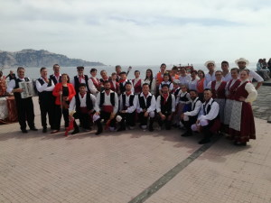 Il Gruppo Folk Naxos